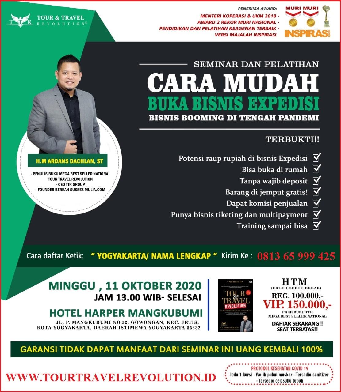 Bincang Bisnis Jasa Kirim Barang Yogyakarta