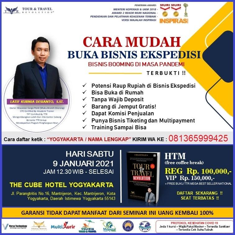 Seminar Multi Kurir Yogyakarta