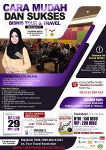 Seminar Tour Travel Revolution Bengkulu