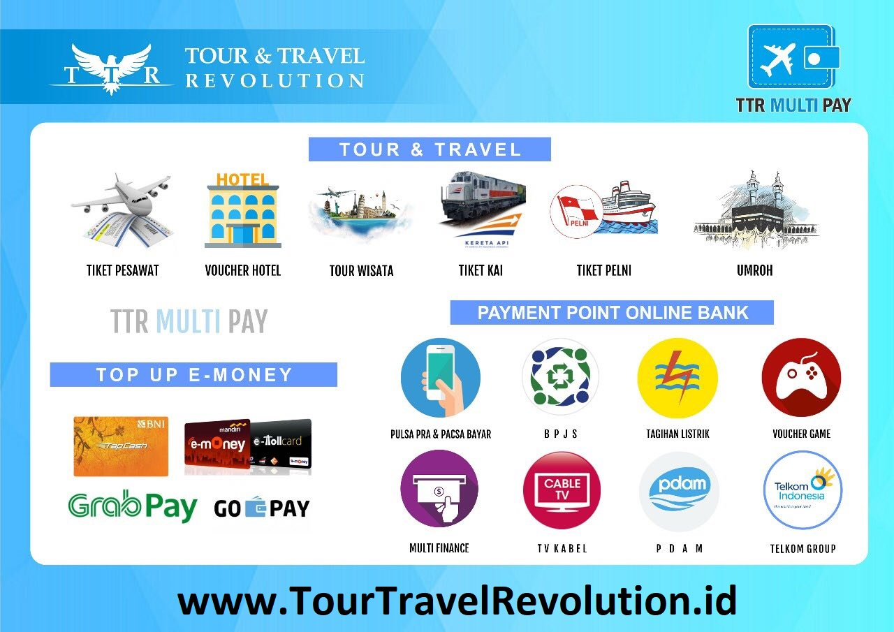 Tour And Travel Revolution
