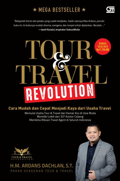 Buku Tour Travel Revolution